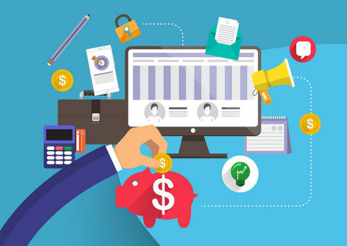İnternet pazarlaması çevrimiçi pazarlama olarak da bilinir. Bir işletmeyi veya markayı internet üzerinden tanıtma sürecidir.