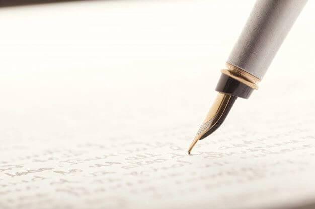 CV için öz yazı hazırlamak